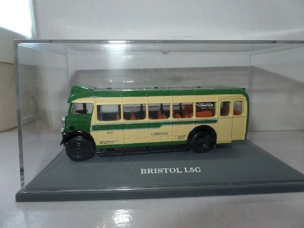 Corgi  OOC 405xx Bristol L Single Deck Bus Crosville Liverpool   MIMB - 303526199046
